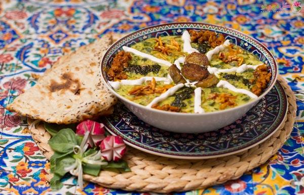 آش پرطرفدارترین غذای ایرانی