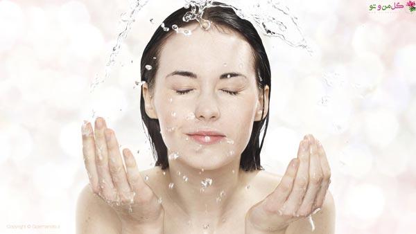 خواص آب برای پوست