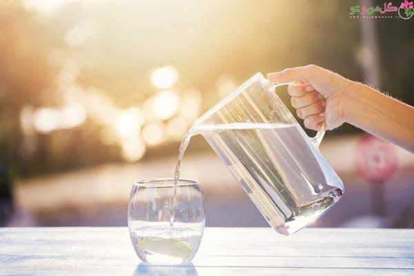 خواص نوشیدن آب برای کلیه