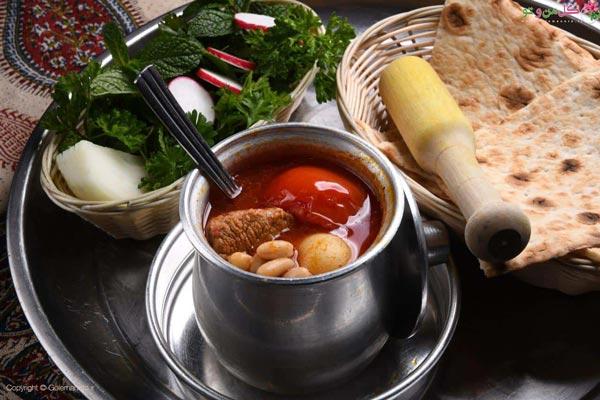 دیزی غذای محبوب ایرانی
