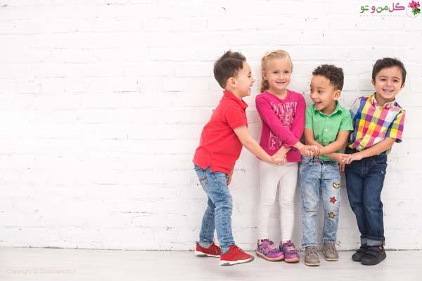 ویژگی شخصیتی فرزندان مختلف