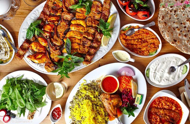 بهترین غذاهای مجلسی ایرانی برای مهمانی