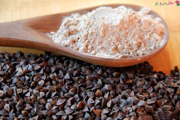 طریقه مصرف گندم سیاه در غذاها