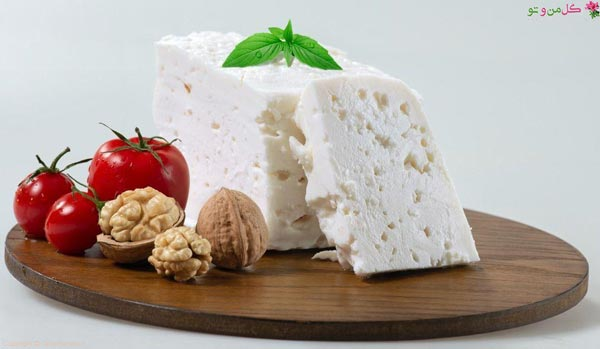 پنیر لیقوان از انواع پنیر ایرانی