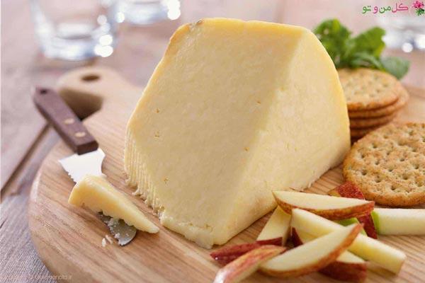 پنیر لانکاشایر