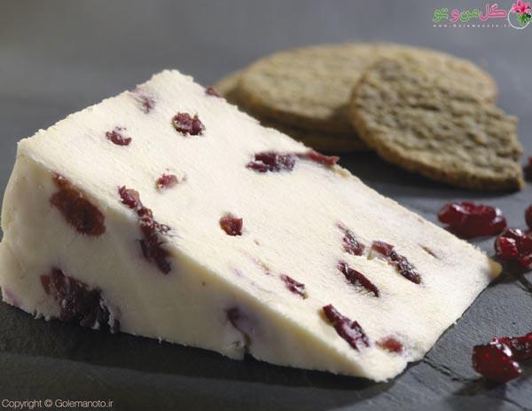 انواع پنیر - Wensleydale