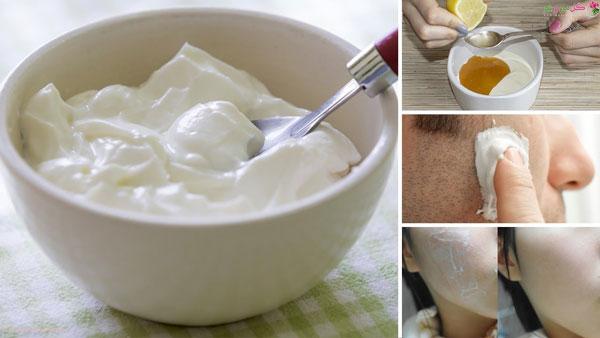 ماسک کشک برای پوست - رفع جوش پوستی