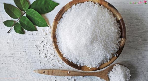 کاربرد نمک اپسوم برای پوست و مو