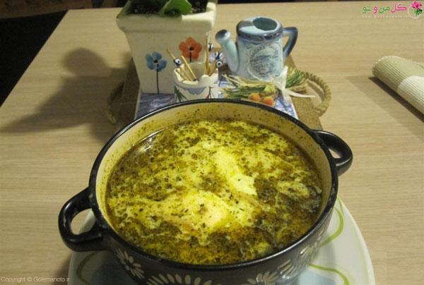 اشکنه از غذاهای سنتی ایرانی